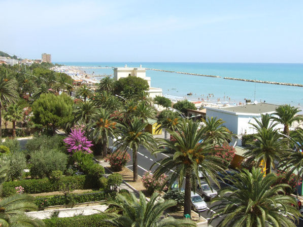 Surroundings Location Apartment 83988 Grottammare