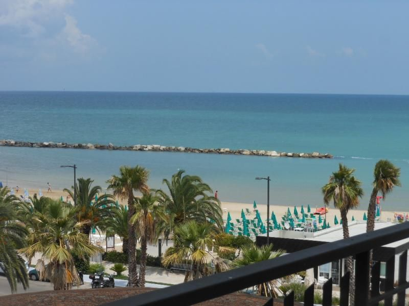 View of the property from outside Location Apartment 83988 Grottammare