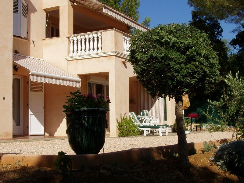 View of the property from outside Location Apartment 84827 Saint Tropez