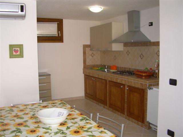 Kitchenette Location Apartment 67972 Palmadula