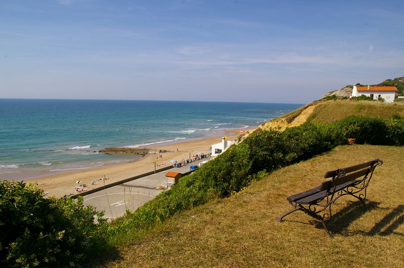 View from the property Location Apartment 67987 Biarritz