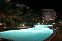 Swimming pool Location Apartment 69171 Grand Baie