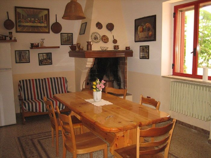 Dining room Location Villa 85621 Ugento - Torre San Giovanni