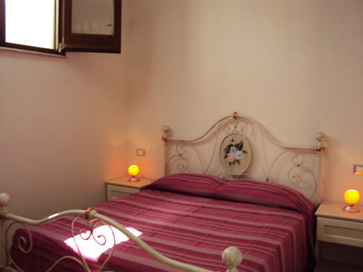 bedroom 1 Location Villa 80627 Scopello