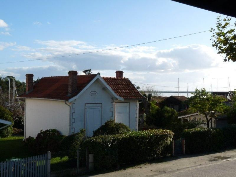 View from the property Location Vacation rental 80951 Andernos les Bains
