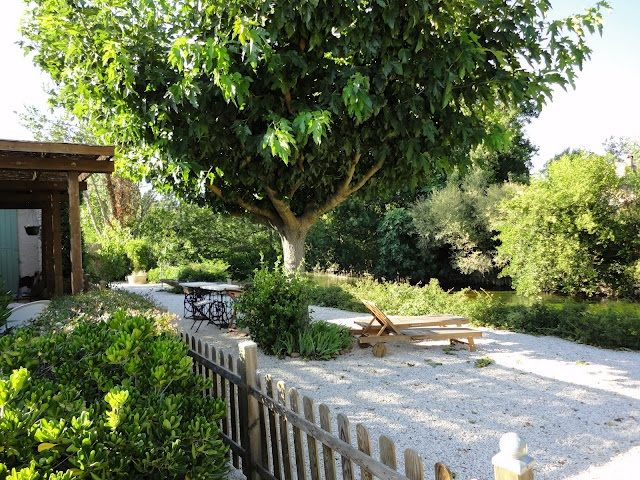 View from the terrace Location Vacation rental 92429 Isle sur la Sorgue