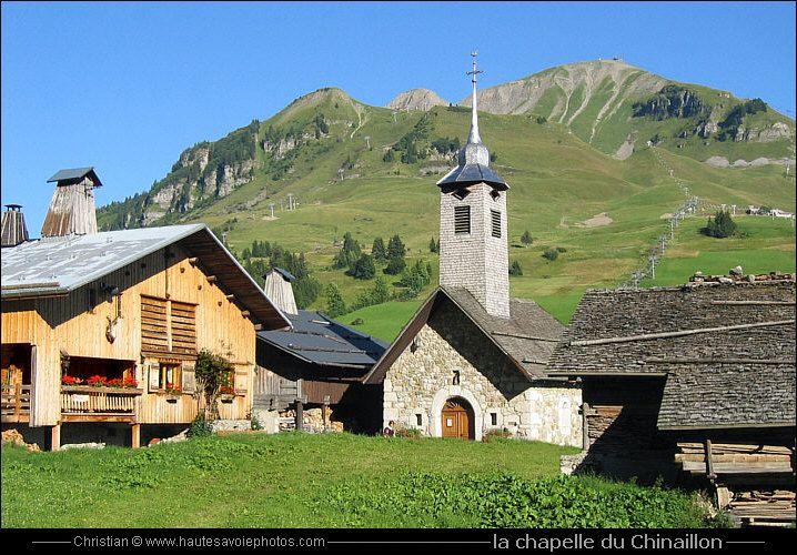 Surroundings Location Chalet 68133 Le Grand Bornand