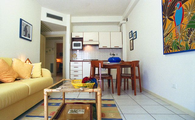 Kitchenette Location Apartment 82196 Cattolica