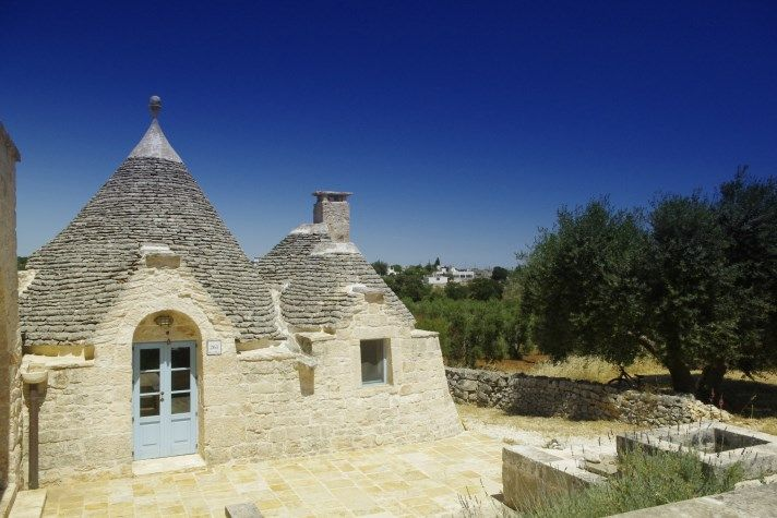 View of the property from outside Location Unusual accommodation 85263 Martina Franca