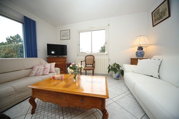 Living room Location Villa 92053 Cap Ferret