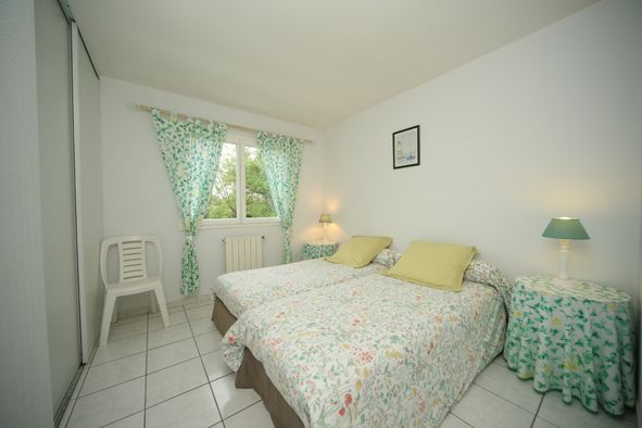 bedroom 2 Location Villa 92053 Cap Ferret
