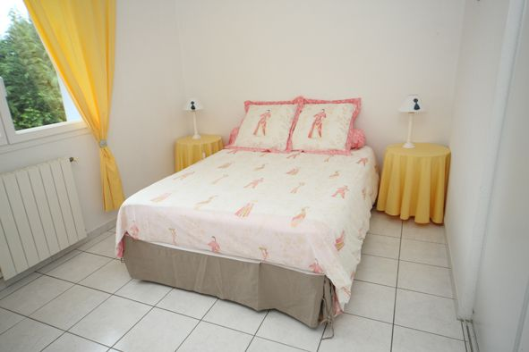 bedroom 3 Location Villa 92053 Cap Ferret