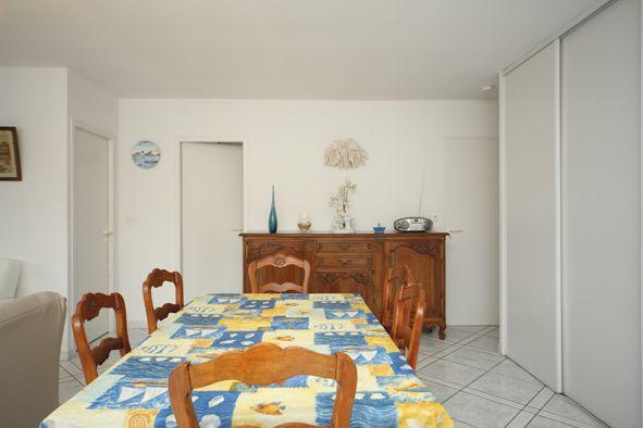 Dining room Location Villa 92053 Cap Ferret