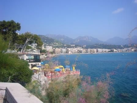 Beach Location Apartment 96725 Menton