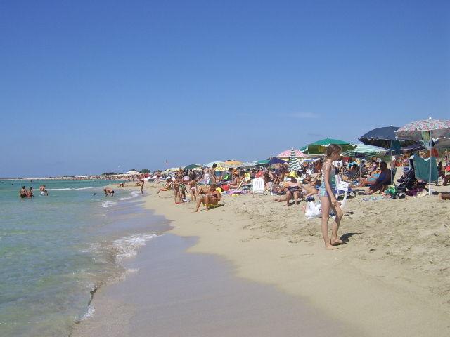 Beach Location Apartment 77899 Lido Marini