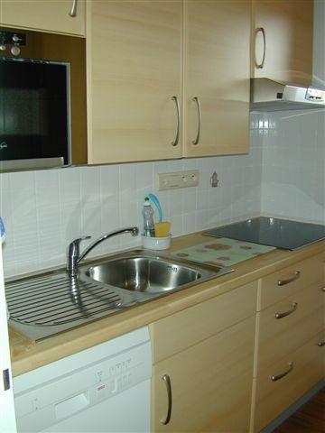 Separate kitchen Location Apartment 64 Alpe d'Huez
