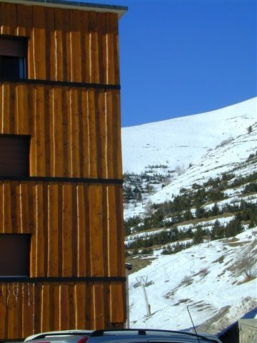 View of the property from outside Location Apartment 64 Alpe d'Huez