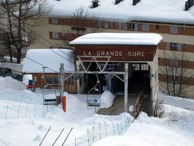 Other view Location Apartment 64 Alpe d'Huez