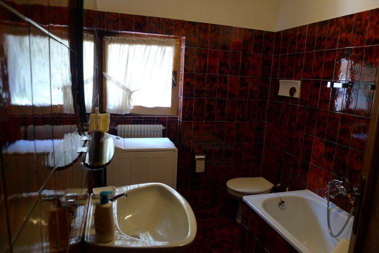 bathroom Location Apartment 67023 Auronzo di Cadore