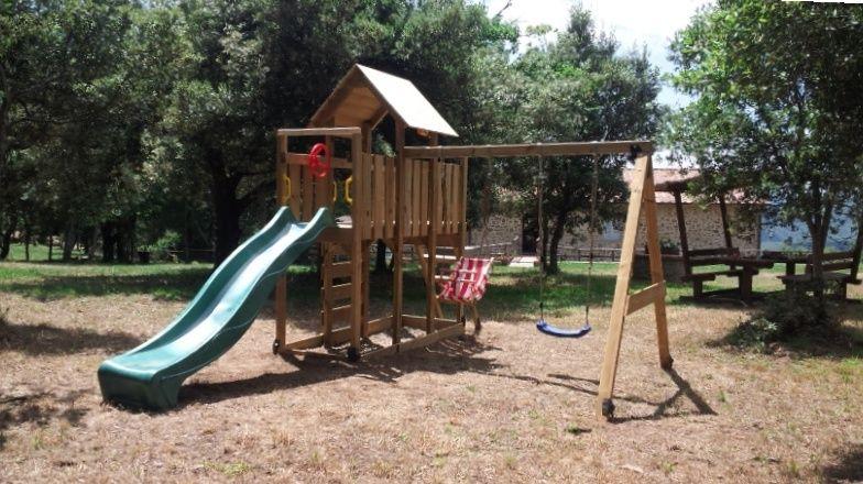 Garden Location Villa 75874 Siena