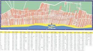 Area map Location Apartment 77732 Triscina