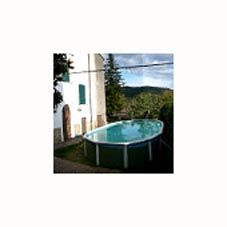 Swimming pool Location Villa 80762 Gavorrano