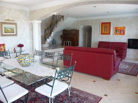 Lounge Location Villa 85005 Sainte Maxime