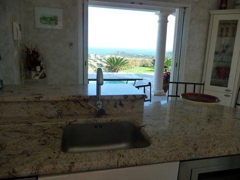 Separate kitchen Location Villa 85005 Sainte Maxime