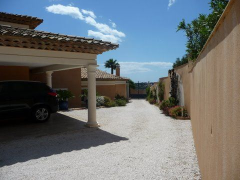 Parking Location Villa 85005 Sainte Maxime