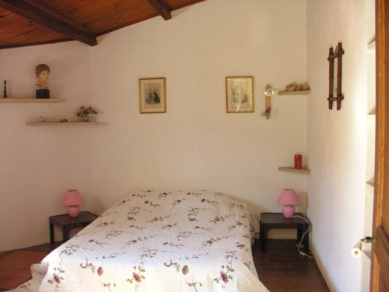 bedroom 1 Location Vacation rental 69702 Uzès