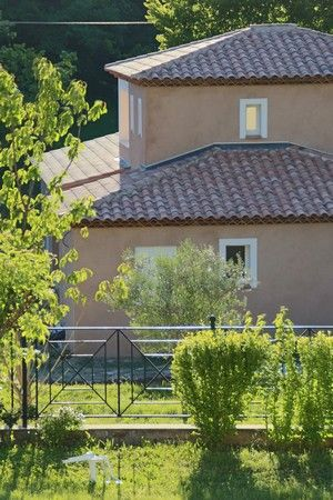 View of the property from outside Location Villa 82417 Hyères