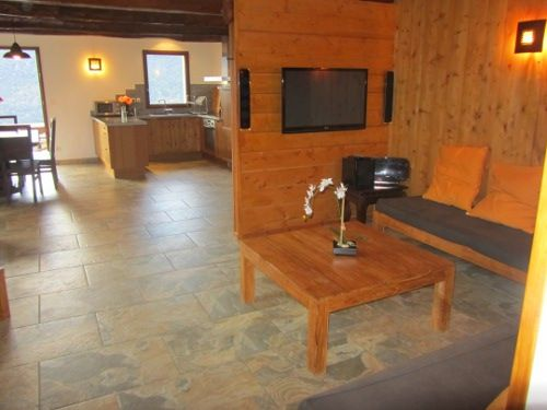 Lounge Location Vacation rental 80216 Saint Lary Soulan