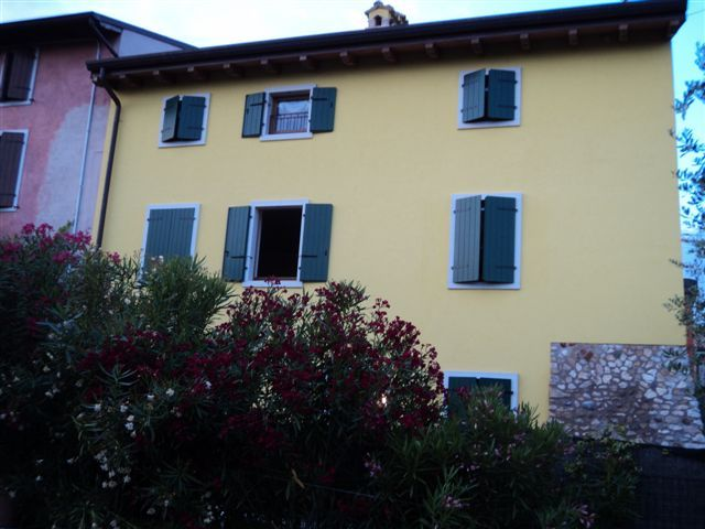 View of the property from outside Location Apartment 67809 Bardolino