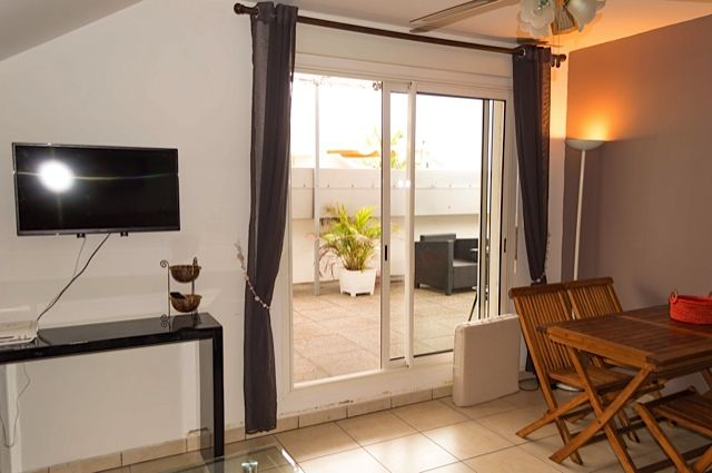 Living room Location Apartment 85760 Saint Leu