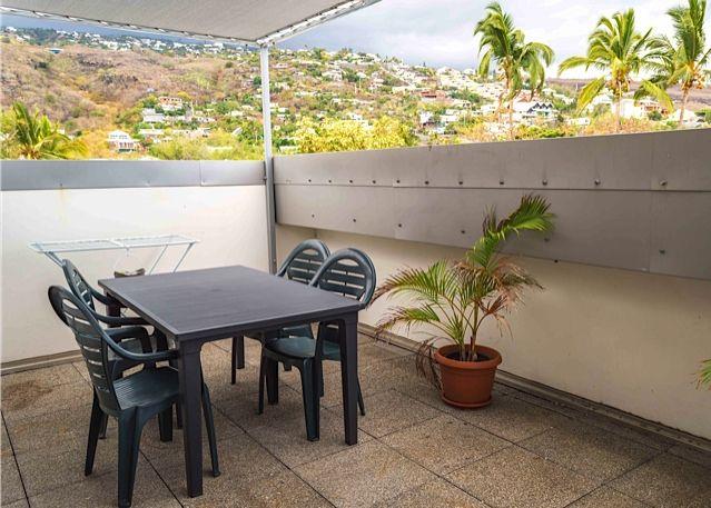 Terrace Location Apartment 85760 Saint Leu