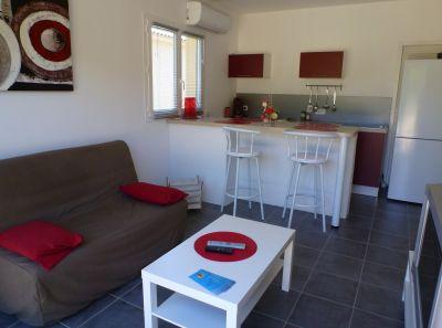 Living room Location Apartment 101406 Ste Lucie de Porto Vecchio