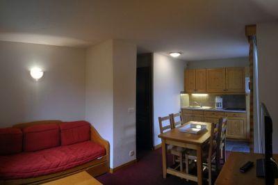 Living room Location Apartment 101843 Valloire