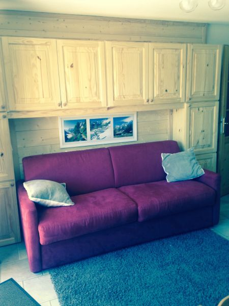 Living room Location Apartment 106688 Serre Chevalier