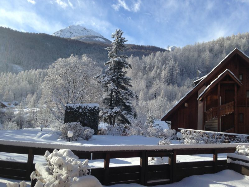 View of the property from outside Location Apartment 106688 Serre Chevalier