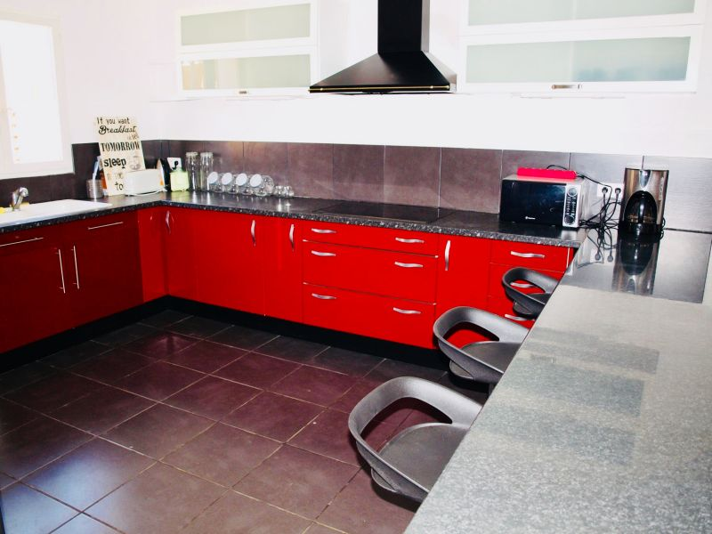 Separate kitchen Location Villa 112792 Sainte Maxime