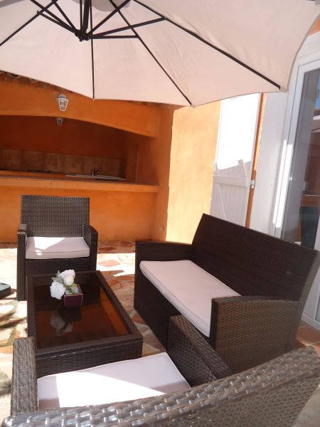Courtyard Location Villa 112792 Sainte Maxime