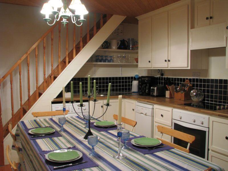 Open-plan kitchen Location House 112914 Ballyconneely