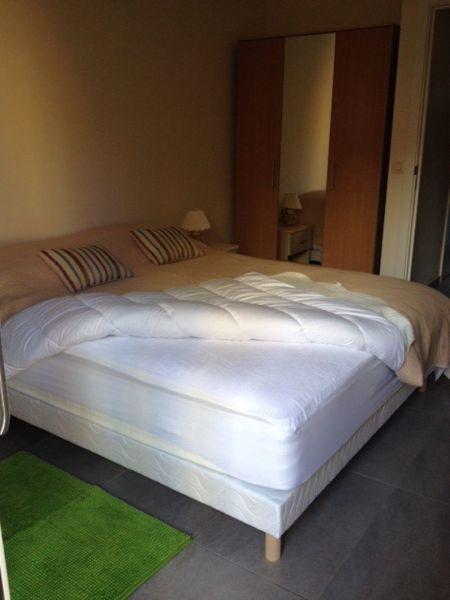 bedroom 1 Location Apartment 115662 De Panne