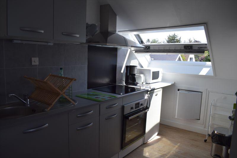 Kitchenette Location Apartment 116191 Le Touquet