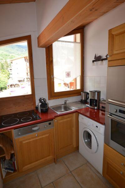 Separate kitchen Location Apartment 117237 Serre Chevalier