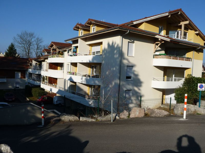 View of the property from outside Location Apartment 118446 Thonon Les Bains