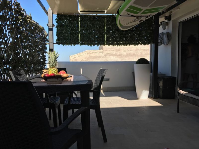 Balcony Location Apartment 63992 Tre Fontane