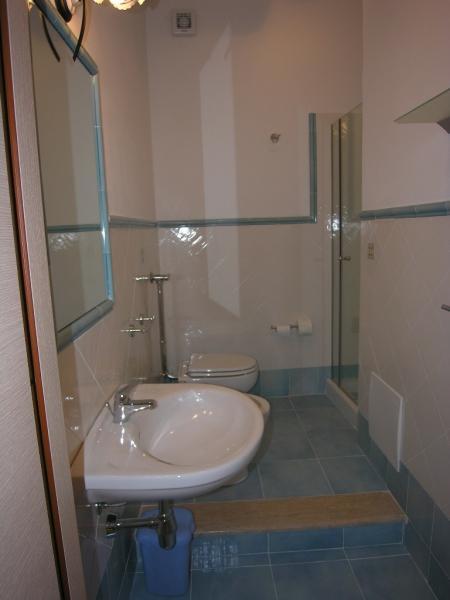 bathroom 1 Location Apartment 64606 Scopello