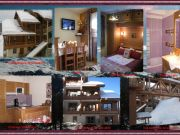 Mountain Chalet apartment Vars 4 to 5 people
