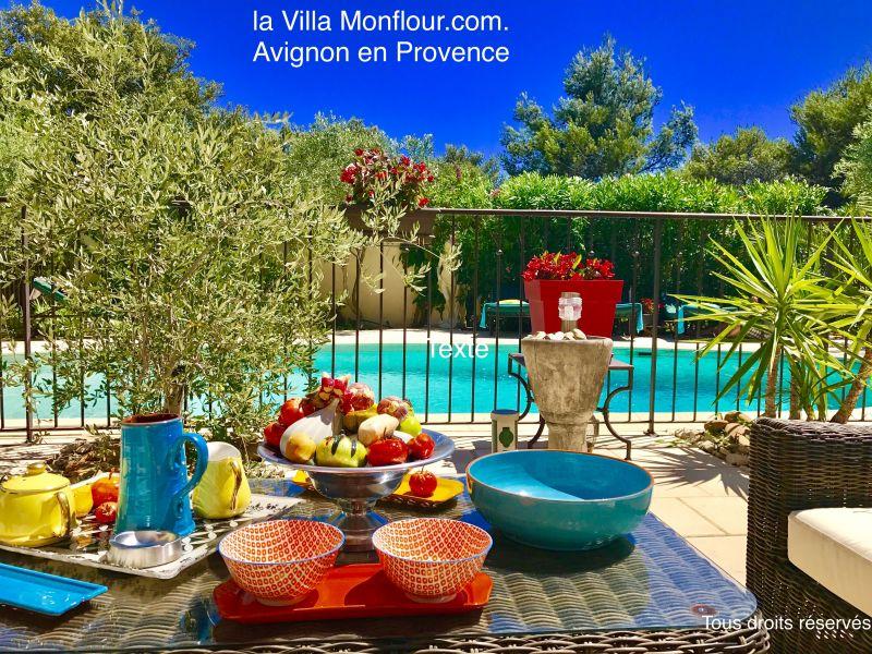 Swimming pool Location Villa 76063 Avignon